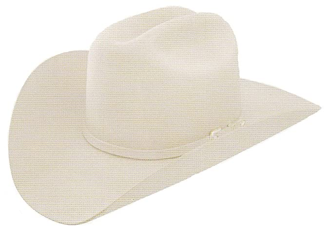 27e6d3a45b2 Stetson Oak Ridge Cowboy Hat Color Bone at Amazon Men s Clothing store
