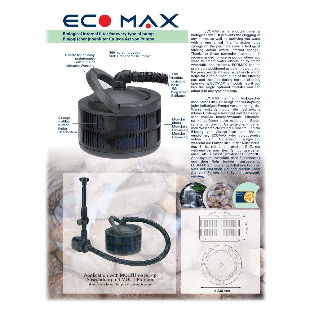 Sicce Filtro Universale Eco Maxi