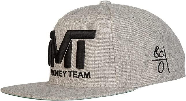 El equipo de dinero hombre Courtside Heather Gris/Negro Tmt ...