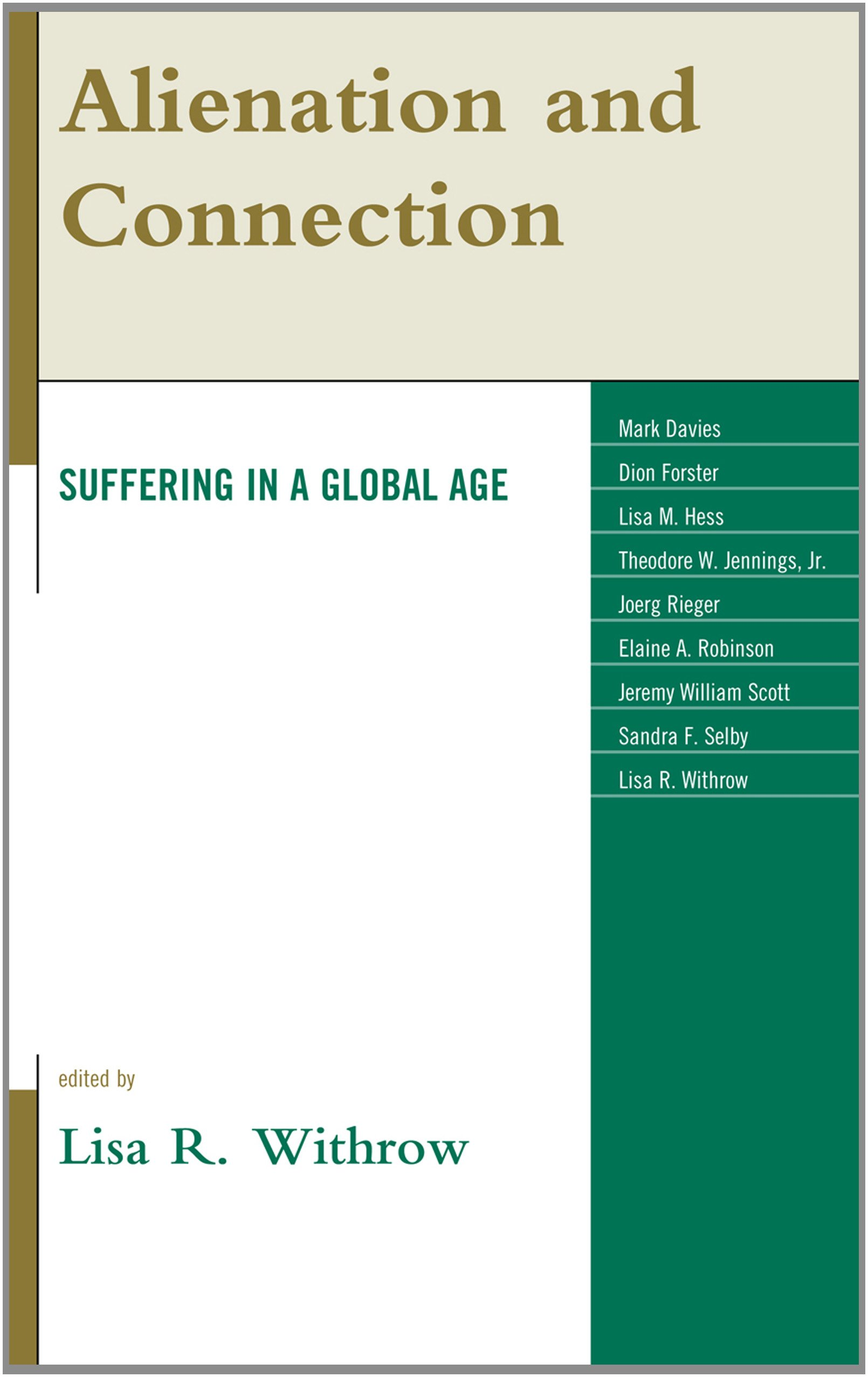 Download Alienation and Connection: Suffering in a Global Age pdf epub