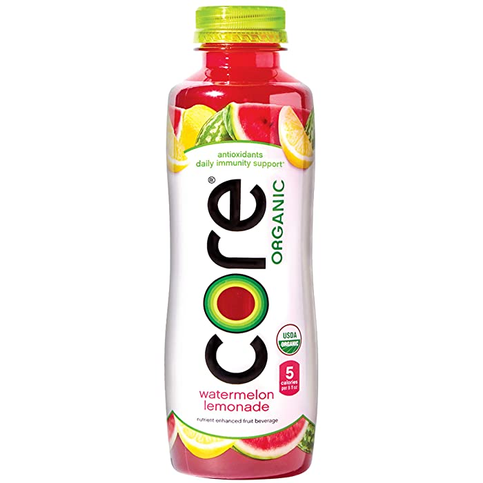 Top 10 Core Organic Beverage Engery