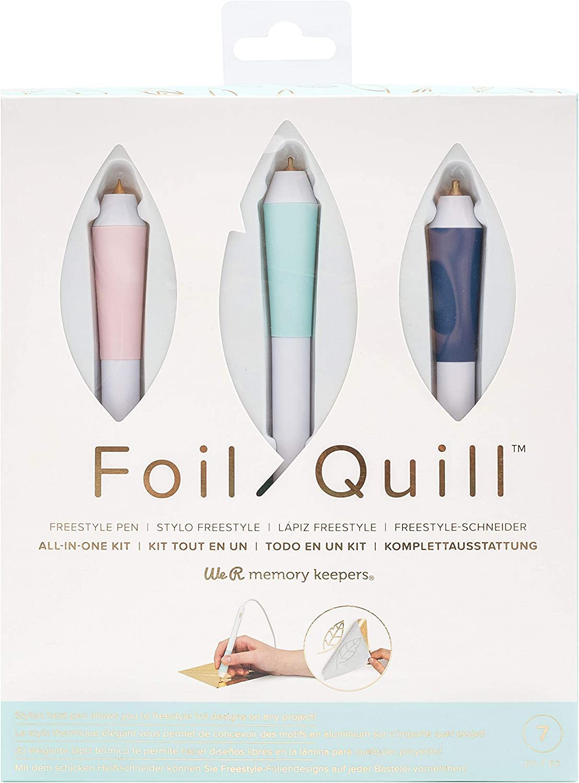We R Memory Keepers Foil Quill Pen 6//pkg-standard Tip