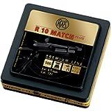 RWS R10 Match Plus Premium Line .177 Caliber Pellet Gun Pellets (100 Count/5 boxes)