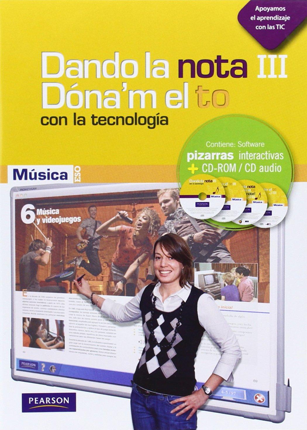 Dando la nota III con la tecnología (Valencia) : educación ...