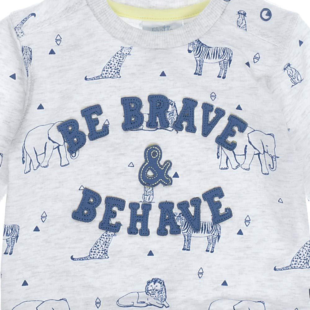 Sweatshirt Tiere Be brave