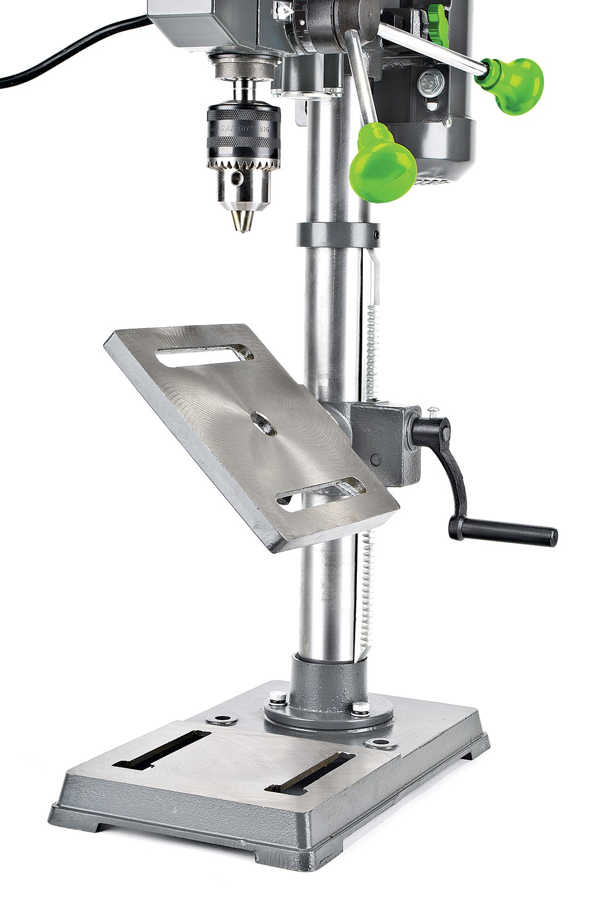 Genesis GDP1005A 10'' 5-Speed 4.1 Amp Drill Press with 5/8'' Chuck, with Integrated work light and Table that Rotates and Tilts by Genesis (Image #4)