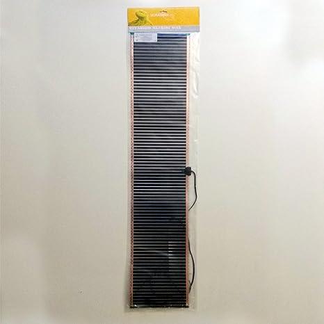 Manta termica calor para animales y reptiles 64W de 119 x 27cm