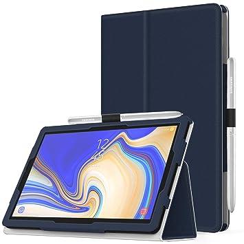 MoKo Funda para Samsung Galaxy Tab S4 10.5 SM-T830/T835 - Ultra Slim Función de Soporte Plegable Smart Cover Stand Case para Samsung Galaxy Tab S4 ...