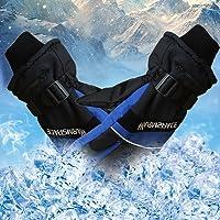 Per 7.4V Guantes Calefactables USB para Hombres y Mujeres Manoplas para Moto Esquí Guantes de Calefacción Accesorios Térmicos de Invierno