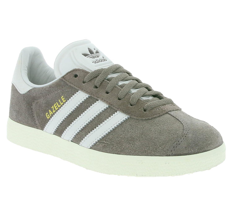 Adidas Originals Gazelle, Zapatillas de Deporte Unisex Adulto 38 EU|Gris