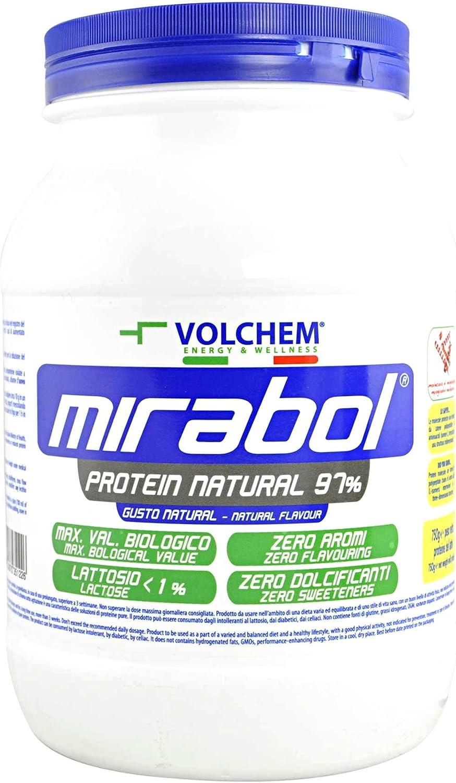 Volchem Mirabol Protein Natural 97%, 750 gramos