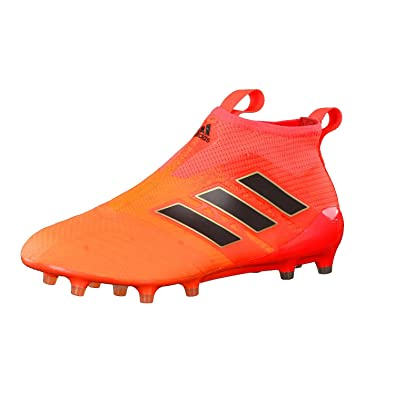 4aa6bbef0c4 adidas Performance Mens ACE 17+ Purecontrol FG Football Boots - 8 Orange