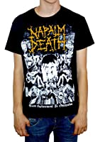 Napalm Death - From Enslavement To Obliteration Vintage T-shirt