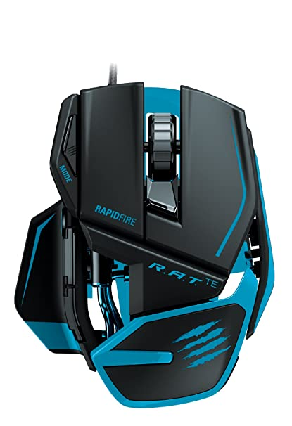 d214f832d30 Amazon.in: Buy Mad Catz PC R.A.T. TE Gaming Mouse (Matte Black ...