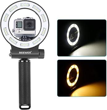 Amazon.com: Neewer nw-sl-109 30 luz subacuática LED ...