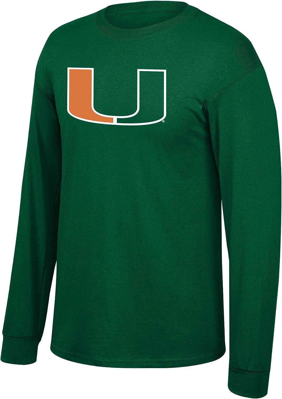 Elite Fan Shop NCAA Long Sleeve Shirt Team Icon
