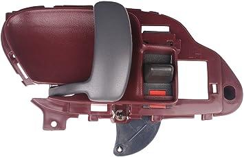 Amazon Com 95 00 Chevy Pickup Truck Door Handle Inside Red Lh Automotive
