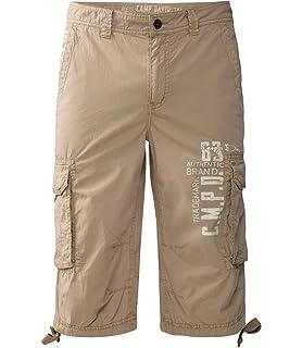 Shop für authentische attraktive Farbe am besten verkaufen Camp David Herren Cargo Skater Bermuda Shorts Kurz Hose CCU ...