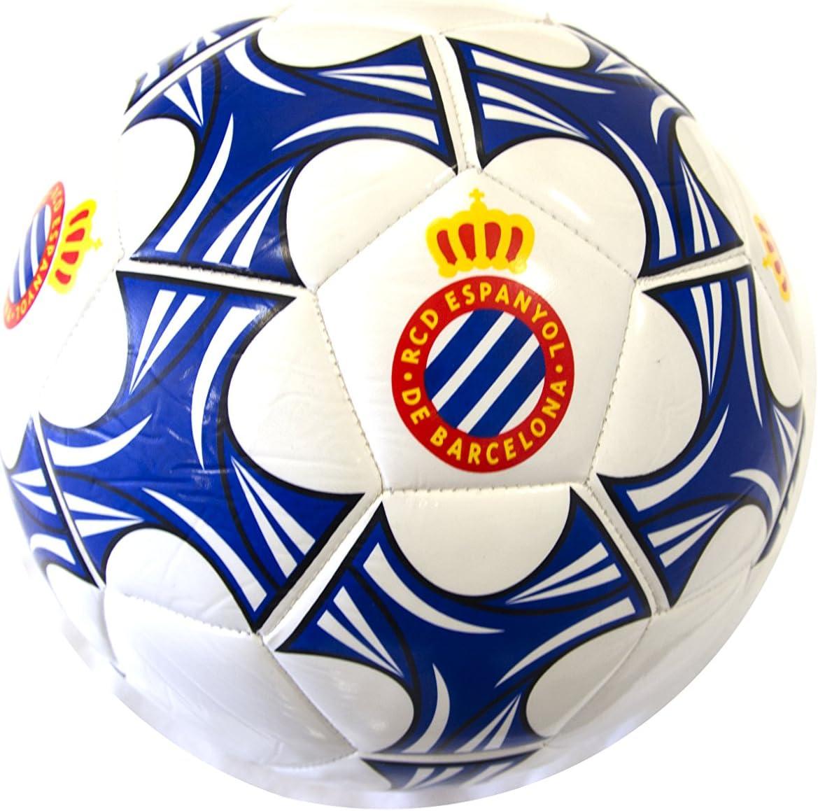 RCD Espanyol Balesp Balón, Azul/Blanco, Talla Única: Amazon.es ...