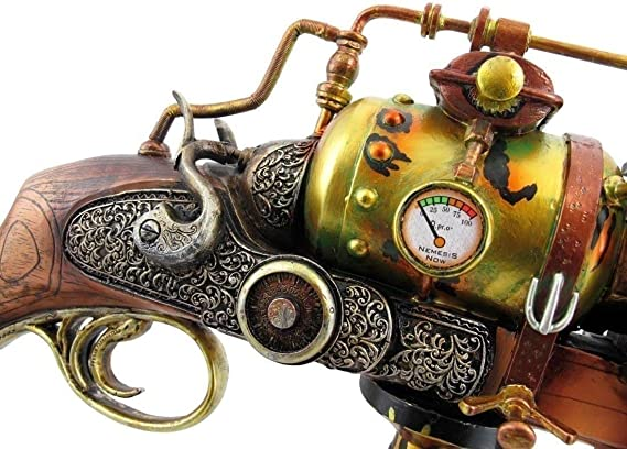 5x Set Steampunk Abu Dr Ashtear Kleine Lucca Maschinenkern Stabilisatorkern