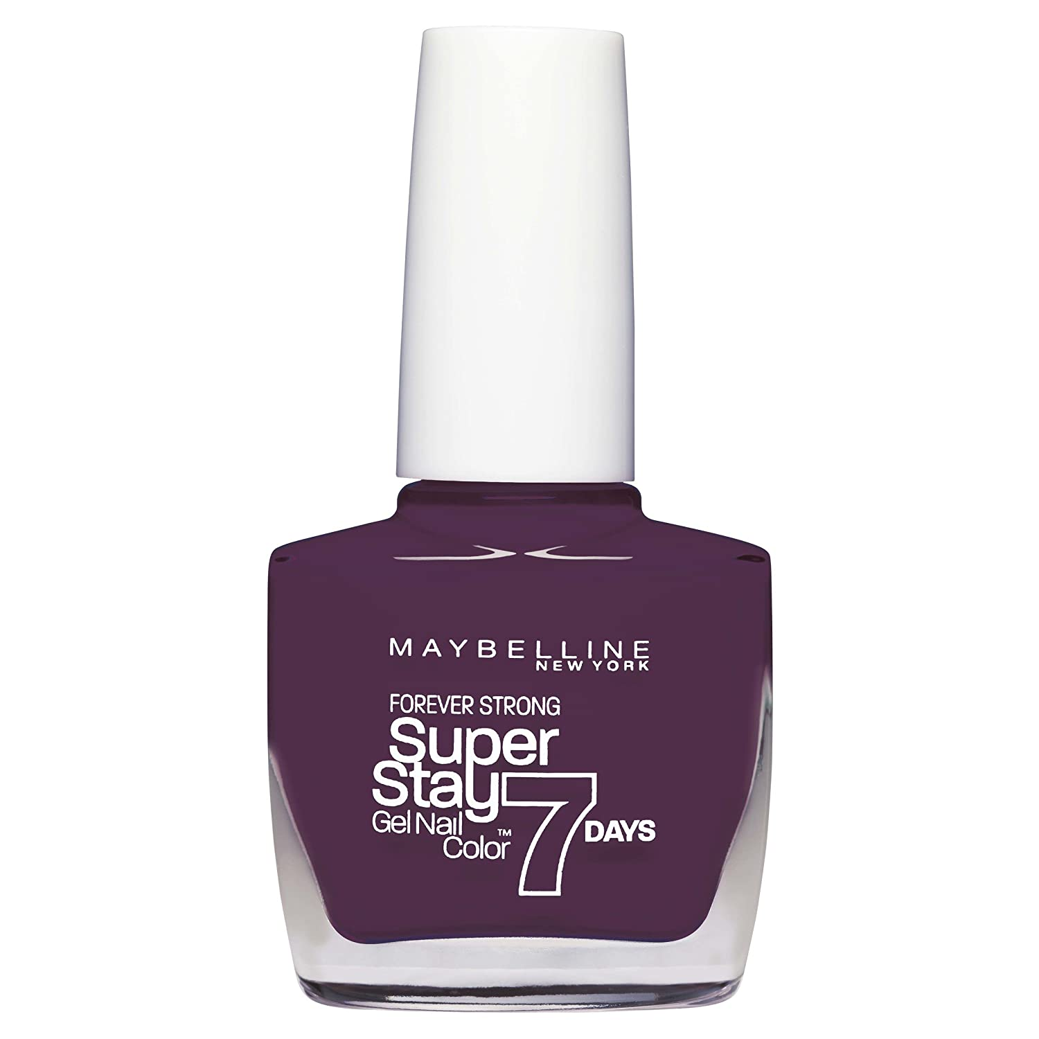 Buy Maybelline New York Nail Polish, 270 Ever Burgundy, 10ml Online ...