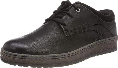 TALLA 42 EU. bugatti 3.21334e+11, Zapatos de Cordones Derby para Hombre