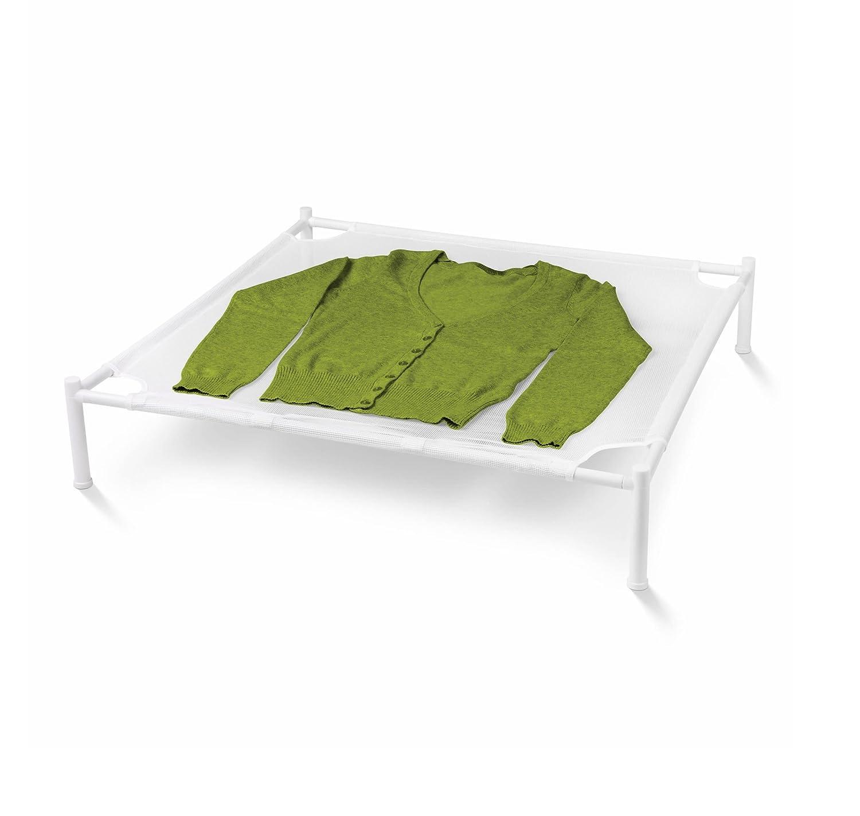 HoneyCanDo Set of 2 Stackable Sweater Drying Rack DRYZ01110