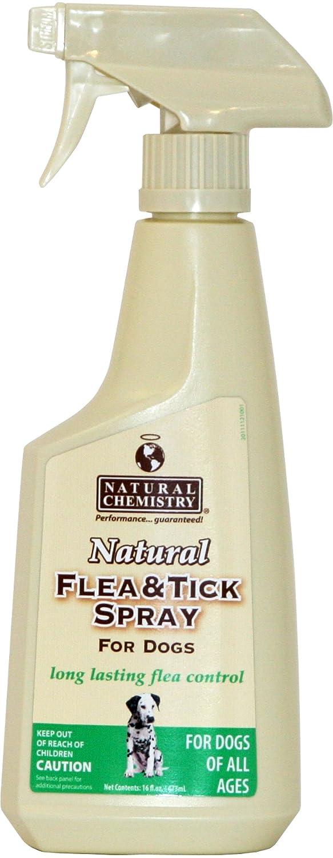 Natural Chemistry Flea Spray