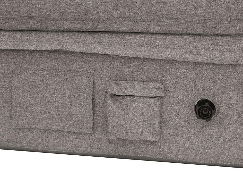 Outwell Lake Huron Camp Stool grey 2019 camping stool