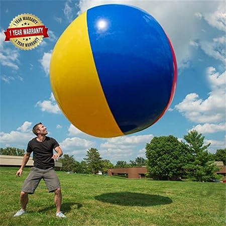 BroBee - Pelota de fútbol Hinchable Gigante de tamaño Superior de ...