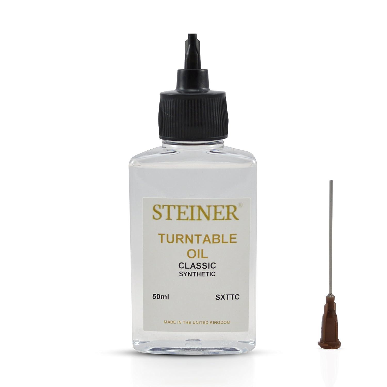 Steiner - Aceite de Mesa Giratorio clásico, de Larga duración ...