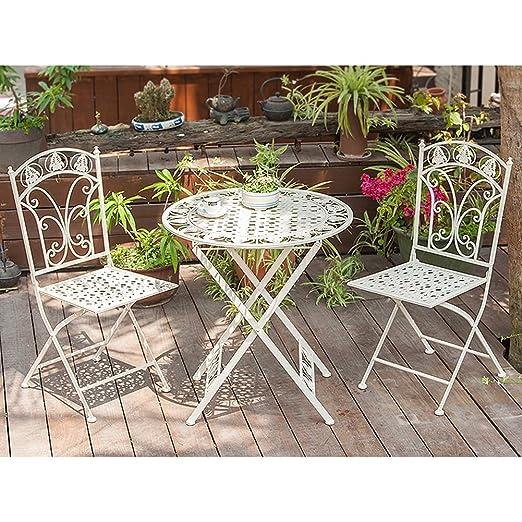 C-Bin1 Combinación de mesa y silla hueca tallada al aire libre 3 ...