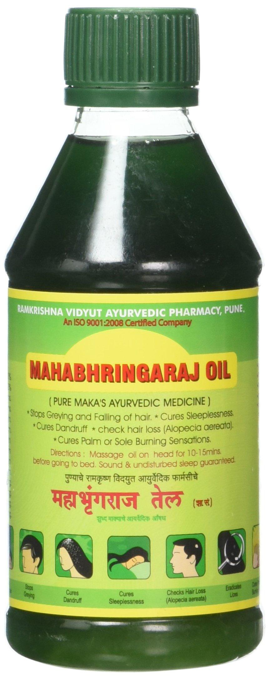 Maka Mahabhringaraj Oil, 300ml product image