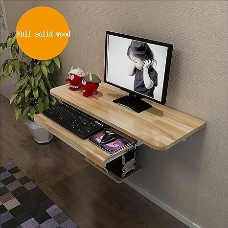 Amazon.com: Mesa de escritorio plegable para escritorio ...