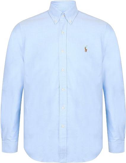 Polo Ralph Lauren C22PR A1H1H Camisas Hombre: Amazon.es: Ropa y ...