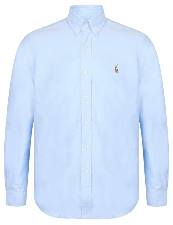 8c6e929760e695 Ralph Lauren Polo by Herren Button Down Oxford Hemd Standard Fit ...
