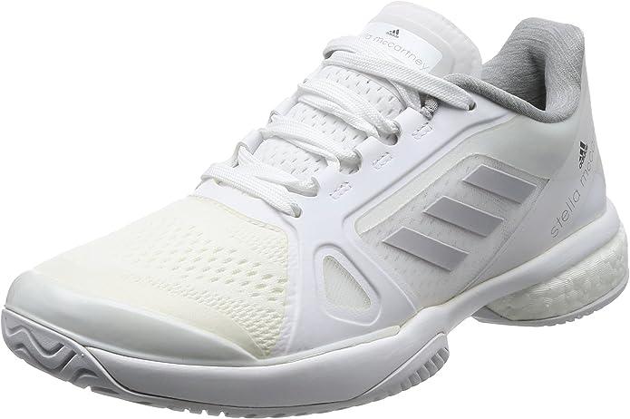 adidas Asmc Barricade Boost 2017, Chaussures de Tennis Femme