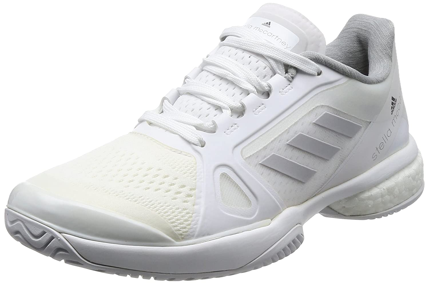 df3aedb110 adidas Women s by by Stella McCartney Barricade Boost 2017 Tennis Shoes   Amazon.co.uk  Shoes   Bags