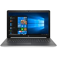"HP 17-by0042nf PC Portable 17"" Noir/Argent (Intel Core i3, 4 Go de RAM, 1 To, Intel HD 620, Windows 10)"