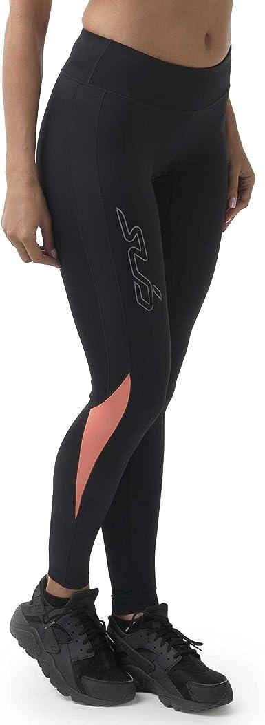 Sub Sports Dual 2.0 Femme Compression Running Collants-Noir