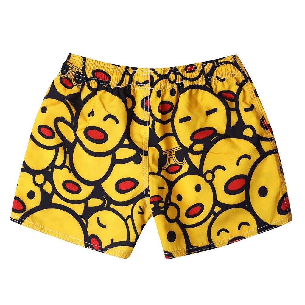 Duseedik Womens Cute Shorts Summer Swim Pants Trunks Quick Dry Beach Surfing Running Swimming Watershort Shorts