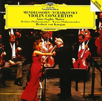 メンデルスゾーン&チャイコフスキー: ヴァイオリン協奏曲