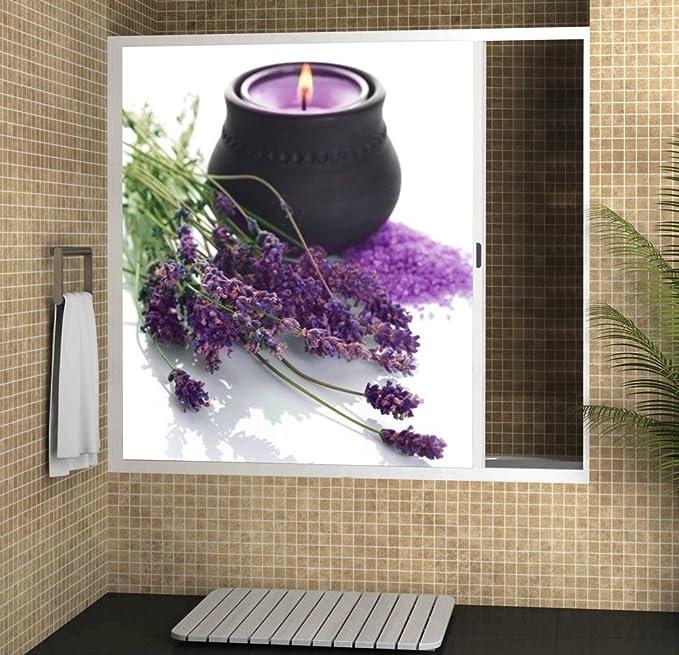 Strategy Products Mampara para bañera Enrollable con cajón Izquierda y Cierre Derecha 130 x 140 con Imagen Playa: Amazon.es: Hogar