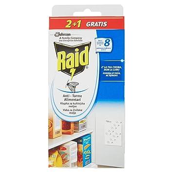 Raid antipolillas Alimentos – 3 piezas