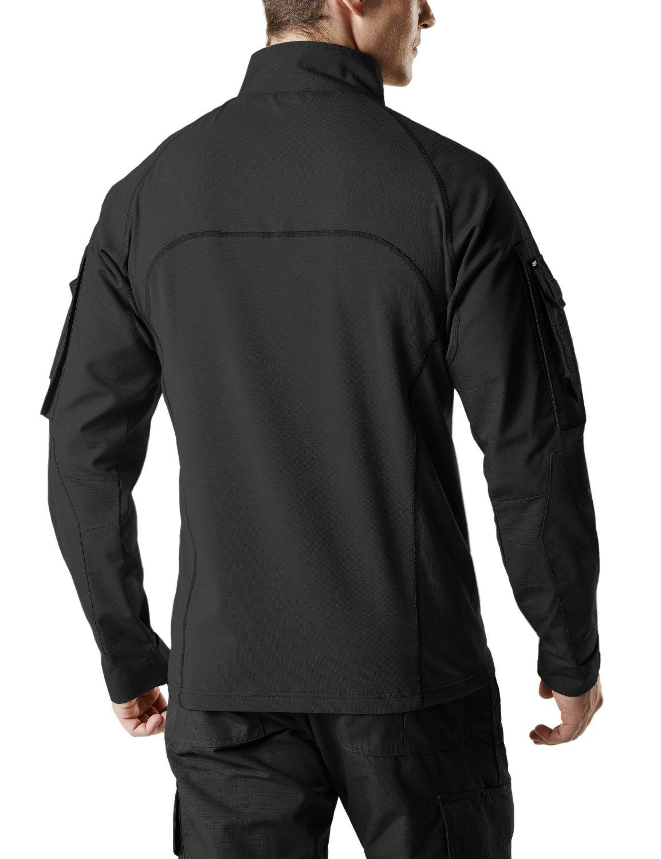 acf67371 CQR Men's Performance Combat Top Military UPF 50+ Shirt TOS201: Amazon.ca:  Sports & Outdoors