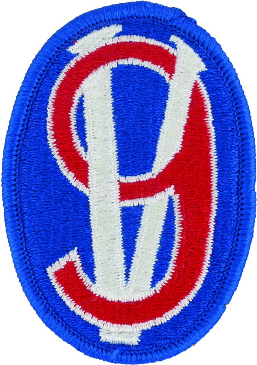 95th Infantry Division Patch
