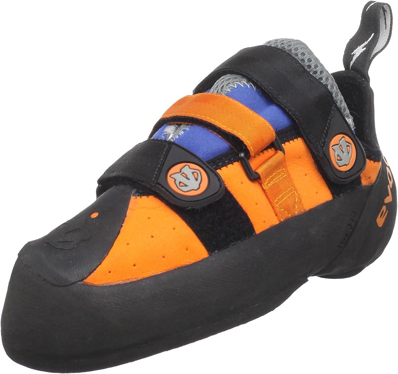 Escalada Zapatos Shaman Hombre Naranja de Blue, color, talla 45 (US 11.5)