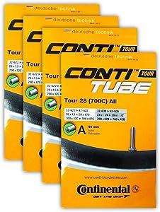 Continental Tour 28 700x32-47 40mm Schrader (Auto) Valve - 4 Pack