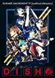 【Amazon.co.jp限定】DISH// SUMMER AMUSEMENT'19 [Junkfood Attraction](DVD初回生産限定盤)(ポストカード3枚セット付)