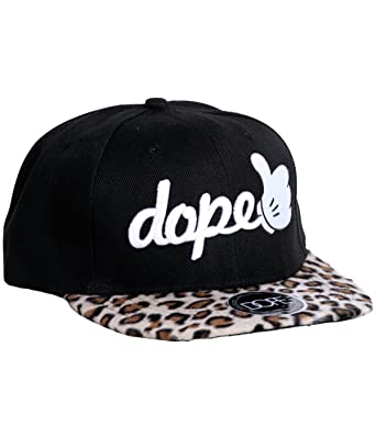 Dope Thumb Snapback tapas Caps Gorra en diferentes colores Schwarz ...